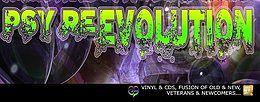 Party Flyer Psy Re-Evolution: Next Generation 16 Feb '18, 22:00