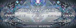 Party Flyer Psyrhythmix Psytrance Adventure 16 Feb '18, 23:00