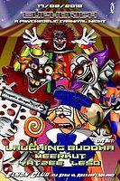 Party Flyer Laughing Buddha,Meerkut,Yatzee,Leso Live:Euphorica - Milano 17 Feb '18, 23:00