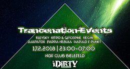 Party Flyer Trancenation meets iDirty (Kleysky,Necmi,Nitro Glycerine LIVE) 17 Feb '18, 23:00