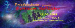 Party Flyer Weltraum Geflüster 17 Feb '18, 22:00