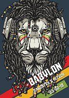 Party Flyer Babylon: Raggatek in Zürich w/ Vandal LSDirty and Darktek 23 Feb '18, 22:00
