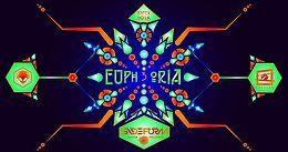 Party Flyer Euphoria #3 w/ Sideform (Iboga Records) 23 Feb '18, 23:45