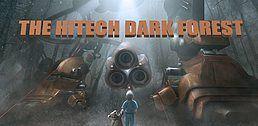 Party Flyer The Hi-Tech Dark Forest 23 Feb '18, 23:00