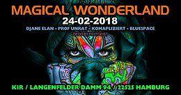 Party Flyer ॐ MAGICAL WONDERLAND ॐ 24 Feb '18, 22:00