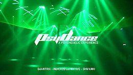Party Flyer PsyDance w/ Djantrix, Shivanki & Native b2b Indicazo 24 Feb '18, 22:00