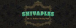 Party Flyer ShivaPles - Psychedelic rave ball 24 Feb '18, 21:00
