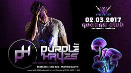 Party Flyer Psybox pres. Purple Hayes *live 2 Mar '18, 22:00