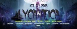 Party Flyer Lycantica 3 Mar '18, 14:00