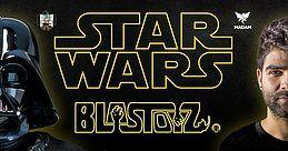 Party Flyer Star Wars w/ Blastoyz 3 Mar '18, 22:00