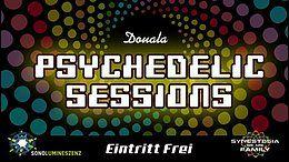 Party Flyer Synestesia Psychedelic Sessions - Eintritt frei ! 7 Mar '18, 22:00