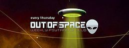 Party Flyer OUT of SPACE Weltfrauentag Special 8 Mar '18, 22:00
