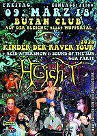 Party Flyer HGich.T Live + Acid Aftershow / Sound of the Sun / Morten Granau 9 Mar '18, 21:00