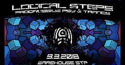 Party Flyer Logical Steps #9 9 Mar '18, 23:00