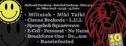 Party Flyer Creative Lab 10 Mar '18, 23:59