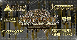 Party Flyer Psyology presents Laughing Buddha 10 Mar '18, 22:00