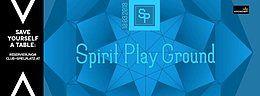 Party Flyer ✷ Spirit Playground ✷ Progressive ┆Psy┆Fullon & More 10 Mar '18, 22:00