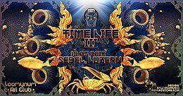 Party Flyer ॐ TIME LIFE VOL3 /w SATOR LIVE - Digitalist LIVE ॐ 10 Mar '18, 22:00