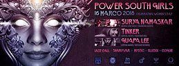 Party Flyer Power South Girls 16 Mar '18, 22:00