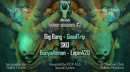 Party Flyer Magus Nexus: Indoor Sessions #2 17 Mar '18, 22:00