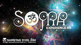 Party Flyer Soma- Dark-Experience 17 Mar '18, 23:00