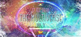 Party Flyer The Multiverse v°3 17 Mar '18, 22:00