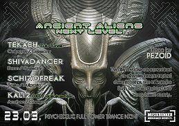 Party Flyer Δ∏ciE∏t ΔliE∏ѕ - ∏ΣЖƬ LΣƲΣL 23 Mar '18, 23:00