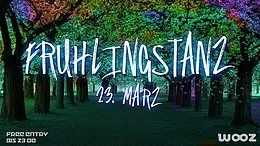Party Flyer ♫★~ FRÜHLINGSTANZ ~★♫ 23 Mar '18, 22:00