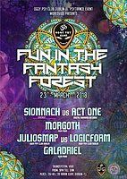 Party Flyer ¤¤ Fun in the Fantasy Forest ¤¤ 23 Mar '18, 21:00