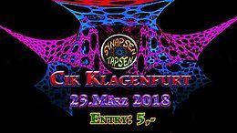 Party Flyer Synapsen Tapsen 23 Mar '18, 22:00