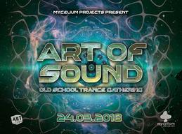 Party Flyer Art of Sound - KOXBOX & REE K. !! 24 Mar '18, 20:30
