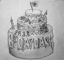 Party Flyer B-Daydance 24 Mar '18, 11:00