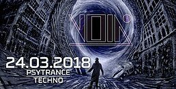 Party Flyer Enter the Void - Phase 18 24 Mar '18, 23:00
