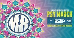 Party Flyer Psy March 24 Mar '18, 22:00