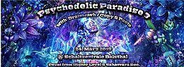 Party Flyer •●Psychedelic Paradise 3●• 24 Mar '18, 22:00
