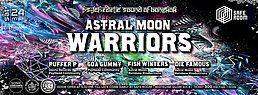 Party Flyer Psyhead Community pres, Astral Moon Warriors 24 Mar '18, 21:00