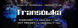 Party Flyer TranSowka 24 Mar '18, 22:00