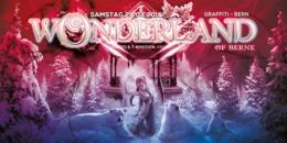Party Flyer ॐ Wonderland of Berne ॐ 24 Mar '18, 21:00