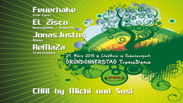 Party Flyer Atisha: Gründonnerstag Special - TranceDance 29 Mar '18, 22:00