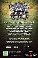 Party Flyer Psychedelic Carnival 2018 (5th Edition) 30 Mar '18, 12:00