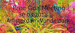 Party Flyer Vondelpark Rave 30 Mar '18, 22:00