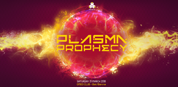 Party Flyer Plasma Prophecy by Fractal Records 31 Mar '18, 22:00