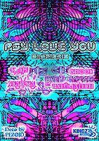 Party Flyer PSЏ ŁФVΞ ЏФU 31 Mar '18, 22:00