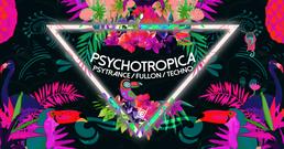 Party Flyer Psychotropica 31 Mar '18, 23:00