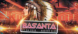 Party Flyer ॐ Basanta ॐ 1 Apr '18, 23:00