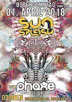 Party Flyer Sunsplash pres. Vibez 26 TH Anniversary / Phaxe live uvm 1 Apr '18, 23:00