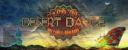Party Flyer Desert Dance Preparty Hamburg 2018 7 Apr '18, 22:00