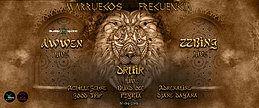 Party Flyer MECrew meets Awwen & ZZBing - Marruecos Frecuencia 7 Apr '18, 21:00
