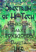 Party Flyer Spectrum of Hi Tech 7 Apr '18, 21:00