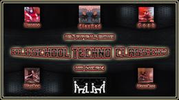 Party Flyer OLDSCHOOL TECHNO CLASSiXX am Donnerstag 12. APRiL 2018 12 Apr '18, 22:00